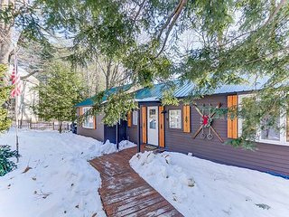 North Conway Cottage -Walk to N.Conway Village & Cranmore!