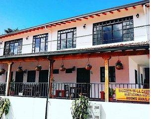 Habitacion en Balcones de la Casona Hostel