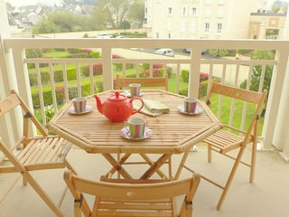 2 bedroom Apartment in Dinard, Brittany, France - 5038068