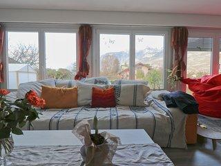 Grande maison au centre du Valais et proche des stations de ski