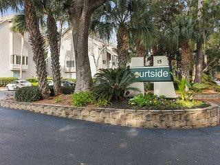 Courtside 115 - Forest Beach 1st Floor Flat