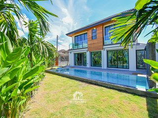 New 3 bdr <Lucky Villa> loft style