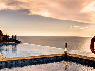 Villa TV04 Persephone - Stunning five bedroom villa with panoramic sea views