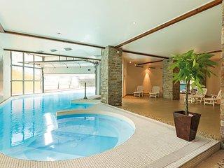 Cauterets Appartement T3 6 personnes 2 chambres, résidence 3* piscine sauna