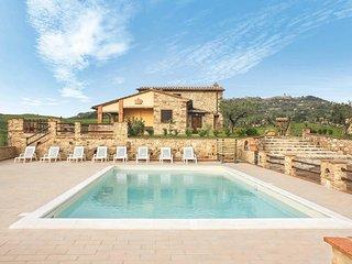 5 bedroom Villa in Casa al Vento, Tuscany, Italy - 5707928