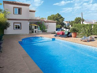 4 bedroom Villa in Las Tres Cales, Catalonia, Spain - 5707761