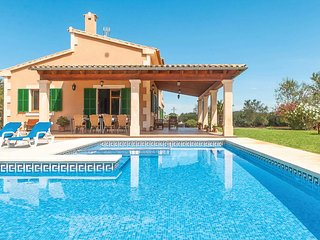4 bedroom Villa in Cas Concos, Balearic Islands, Spain - 5706526