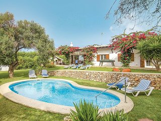 4 bedroom Villa in Binibèquer Vell, Balearic Islands, Spain : ref 5707882