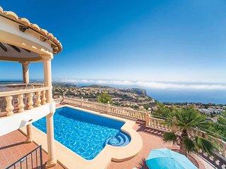 3 bedroom Villa in Benitachell, Valencia, Spain : ref 5707917
