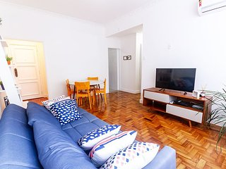 Beautiful 3br apt in Ipanema (250m from the beach) PM-402