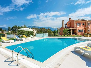 5 bedroom Villa in Dassia, Ionian Islands, Greece : ref 5705162