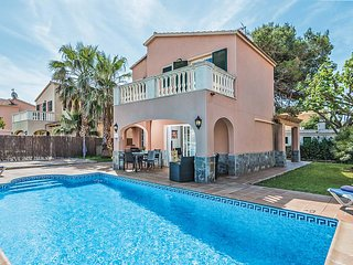 3 bedroom Villa in Cala Blanca, Balearic Islands, Spain : ref 5707942