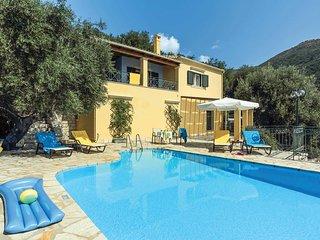 2 bedroom Villa in Nisaki, Ionian Islands, Greece : ref 5706544