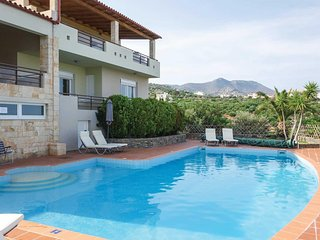4 bedroom Villa in Katsikia, Crete, Greece : ref 5707874