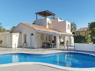 4 bedroom Villa in Atamaria, Murcia, Spain : ref 5706109