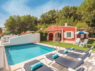 3 bedroom Villa in Cala Galdana, Balearic Islands, Spain : ref 5707453