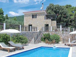 3 bedroom Villa in Panormos, Thessaly, Greece : ref 5707474