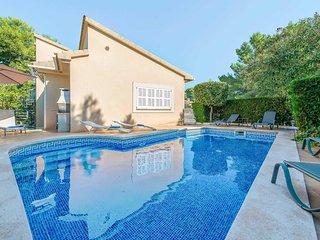 4 bedroom Villa in es Mal Pas, Balearic Islands, Spain : ref 5707028