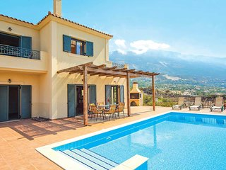 3 bedroom Villa in Karavados, Ionian Islands, Greece - 5707394