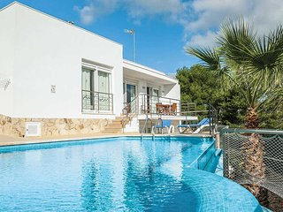 4 bedroom Villa in Arenal d'en Castell, Balearic Islands, Spain : ref 5706925