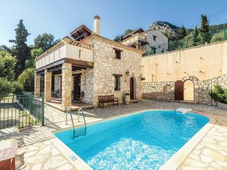 2 bedroom Villa in Xirokastello, Ionian Islands, Greece - 5706609