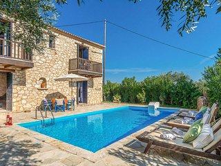 3 bedroom Villa in Agios Dimitrios, Ionian Islands, Greece : ref 5705504