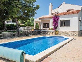 4 bedroom Villa in Las Tres Cales, Catalonia, Spain - 5707758