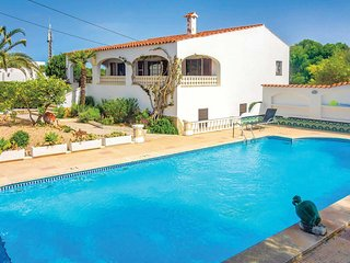 3 bedroom Villa in Binibèquer Vell, Balearic Islands, Spain : ref 5707024