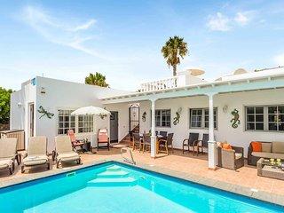 4 bedroom Villa in Puerto del Carmen, Canary Islands, Spain - 5706255