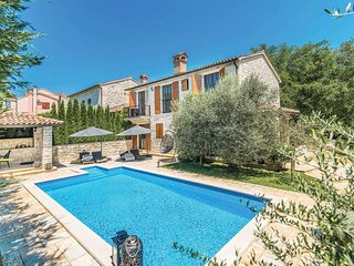 3 bedroom Villa in Rajki, Istria, Croatia : ref 5707967