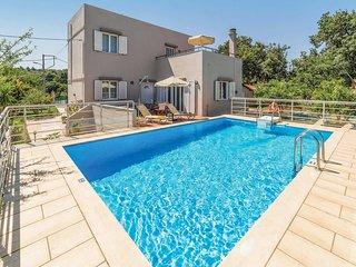 3 bedroom Villa in Archaia Eleutherna, Crete, Greece : ref 5707746