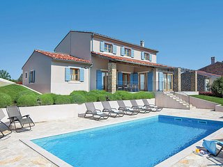4 bedroom Villa in Gornje Baredine, Istria, Croatia : ref 5706823