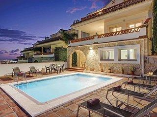 4 bedroom Villa in San Francisco, Andalusia, Spain : ref 5707055