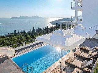 4 bedroom Villa in Milosevic, Dubrovacko-Neretvanska Zupanija, Croatia : ref 570