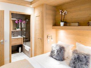 Allnatt1 - Luxueux Chalet 5 niveaux - Ascenseur prive & Jacuzzi - Magnifique vue