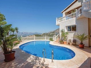 4 bedroom Villa in Altea la Vella, Valencia, Spain : ref 5705443
