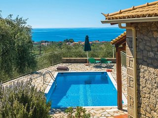 2 bedroom Villa in Áno Rígklia, Peloponnese, Greece : ref 5707557