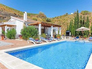 2 bedroom Villa in Árchez, Andalusia, Spain : ref 5706217