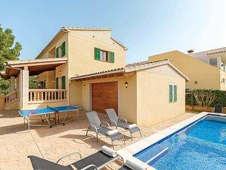 4 bedroom Villa in Manresa, Balearic Islands, Spain : ref 5706900