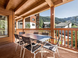 Marmotte 3 bedroom apartment for 6