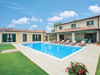 5 bedroom Villa in Radetici, Istria, Croatia : ref 5704883