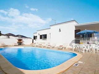 3 bedroom Villa in Puerto Calero, Canary Islands, Spain : ref 5707678