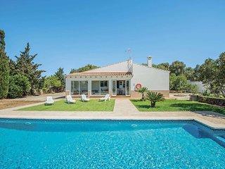 3 bedroom Villa in Llumesanas, Balearic Islands, Spain - 5705333