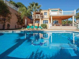 4 bedroom Villa in La Cala De Mijas, Andalusia, Spain : ref 5707586