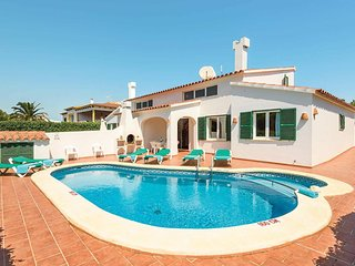 4 bedroom Villa in Punta Grossa, Balearic Islands, Spain : ref 5707346
