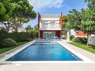 3 bedroom Villa in Urbanització Tamarinda, Balearic Islands, Spain : ref 5706866