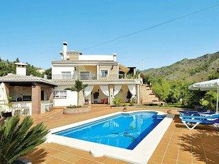 4 bedroom Villa in El Molino, Andalusia, Spain - 5706227