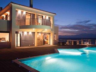 4 bedroom Villa in Tersanas, Crete, Greece : ref 5707770