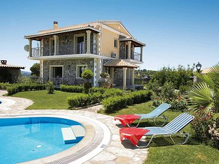 3 bedroom Villa in Kyra Chrysikou, Ionian Islands, Greece : ref 5707389