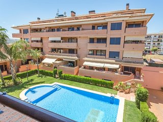 Spacious apartment in the center of Xàbia with Internet, Washing machine, Pool
